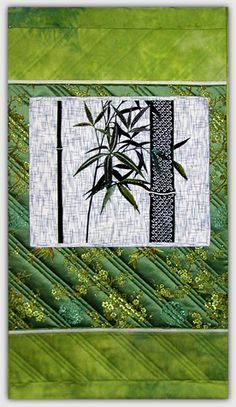 bamboo japanese quilt