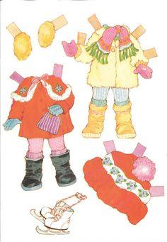 Paper Dolls~Peanut Butter & Jelly - Bonnie Jones - Picasa Webalbum
