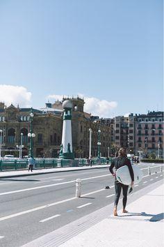 San Sebastian, Spain: Day 8     The Fresh Exchange