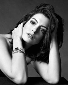 Anne Hathaway by David Slijper for Keer, 2016