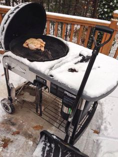 Why NOT Grill In Winter? | Weber.com
