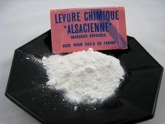 Levure chimique ou agents levants ~ Fiche Levure chimique ou agents levants et recettes de Levure chimique ou agents levants sur Supertoinette