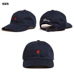 7e5d6422ba2266 Rugosae Rose Floral Snapback yeezy Golf Hat Casquette Women Men Adjustable  Deus HipHop Baseball Drake OVO Gold OWL 6 Pray Cap