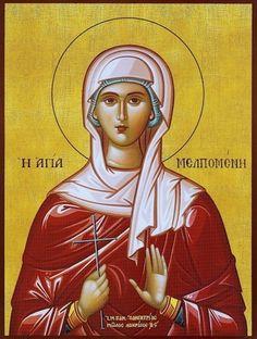 St. Melpomene ~ September 1st