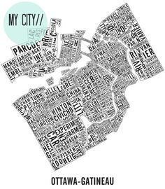 #Ottawa City Map