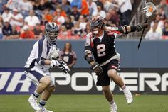 DENVER OUTLAWS - pro lacrosse at Sports Authority Field at Mile High
