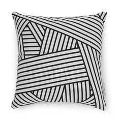 Evermade Stripe Cushion - double-sided patterned cushion. Great design  #fashionyourhome