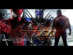 Super bowl trailers! Captain America 2,Spider man 2,Transformers, Need f...