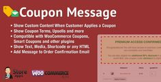 Coupon Message