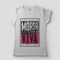 blusas evangelicas para jovens feminina frases religiosas. Loja da Camisa 27f383d2390