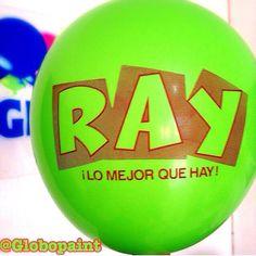 #globos #balloons #personalizada #custom  Para mas inf. ventas@globopaint .com W 809.216.1111 ☎️809.221.7221