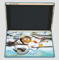 iPad Air Case  Nothing will drag you down by Rupydetequila on Etsy