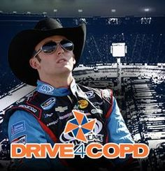 Austin Dillon, COPD Foundation & BMS Bring Awareness To Fans