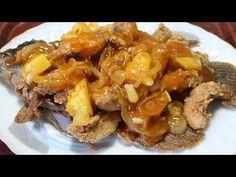 Resep Ikan Crispy Asam Manis - YouTube