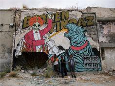 Monsters of Mystery | Broken Fingaz Crew