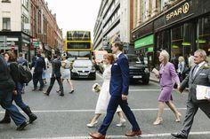 Niamh & Lee. Dublin City Hall Wedding. — Graciela Vilagudin Photography