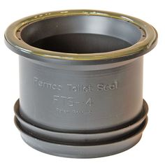 """Fernco FTS-4 4"""" Wax Free Toilet Seal"""