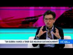 Entrevista con Claudia Palacios - Claudia López, senadora de la República - YouTube