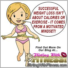 New blog post: Successful Weight Loss and the Motivated Mind - http://flirtingwithfitness.com/blogs/champigny/getting-back-in-shape/weight-loss/successful-weight-loss-and-the-motivated-mind/