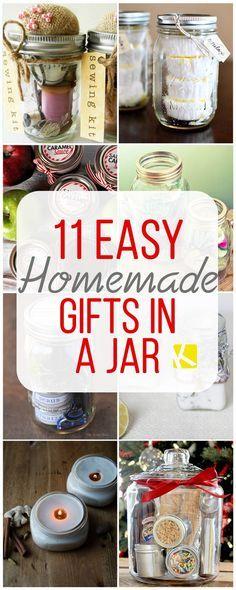 51 christmas gift in a jar ideas christmas gifts jar and handmade 11 diy mason jar gift ideas solutioingenieria Images