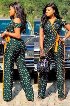 Trendy Ankara Styles For 2019 Hello Lovelies ! get the latest and most trendy Ankara Styles of the this year 2019 that will inspire you this new month . This Trendy Ankara Styles … Latest African Fashion Dresses, African Dresses For Women, African Print Fashion, Africa Fashion, African Attire, Ankara Fashion, African Prints, African Women Fashion, Modern African Dresses