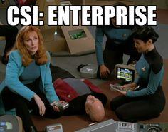 Star Trek TNG Memes