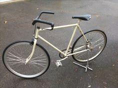 """Achille Joep Salden """"Puur de fiets"""" Fixie"""