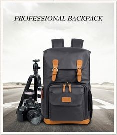 Digital DSLR Camera Bag Photography Backpack Waterproof Photo Lens Canvas Cases For Canon Nikon Camera Travel Bags XA152K-in Backpacks from Luggage & Bags on Aliexpress.com | Alibaba Group Photo Lens, Dslr Camera Bag, Cheap Backpacks, Alibaba Group, Luggage Bags, Travel Bags, Canon, Digital