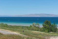8. Stay awhile at Bear Lake.