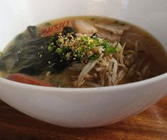 America's Best Ramen: Lucky Belly. Honolulu