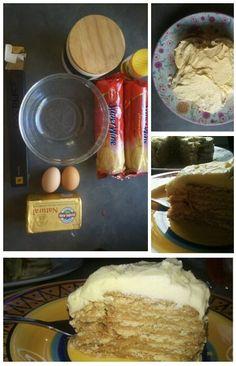 [Recipe] Bolo de Bolacha – Portuguese Cookie Cake «