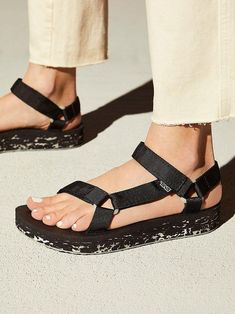 933c62b96a0c 16 Under- 100 Accessories That Will Be So on Trend for 2019. Sport  SandalsSandals ...