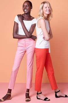 Cool, relaxed, and cut just above the ankle. Our warm-weather favorite is back -- so get it in every color.