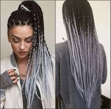 Grey And Black Box Braids Picture Grey And Black Box Braids. Here is Grey And Black Box Braids Picture for you. Grey And Black Box Braids grey and black box braids geflochtene haare Fake Hair Braids, Grey Box Braids, Jumbo Braiding Hair, Box Braid Wig, Natural Hair Braids, Braids For Long Hair, Braids Wig, Crochet Braids Hairstyles, African Braids Hairstyles