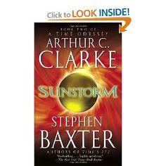 Sunstorm (Time Odyssey)  BY: Arthur C. Clarke