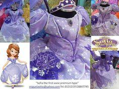 Vestido de la princesa