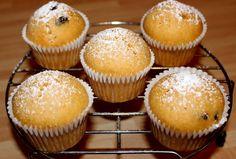 Édesburgonyás muffin recept