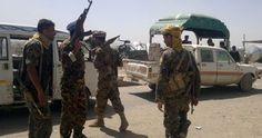 d0005a0b29224 belbalady   مواجهات عنيفة بين قوات الجيش اليمنى والحوثيين فى تعز