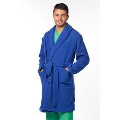 Halat polar LE-008 - aspect elegant, confort maxim, rezistenta sporita. Destinate industriei alimentare, farmaceutice sau spitalelor, ideal pentru utilizarea de catre medici, asistente medicale in cabinete medicale, spitale, policlinici, etc. Produsele au o gama variata de culori si sunt realizate din materiale agreate de normele UE: 65% poliester, 35% bumbac.  http://incaltamintemedicala.ro/uniforme-medicale/le-008-halat-polar-tag