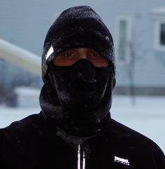 Maisymak: Winter Running Gear