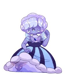 Color Change sapphire by BoringArtist on DeviantArt Steven Universe Anime, Steven Universe Drawing, Pink Diamond Steven Universe, Universe Art, Arte Do Kawaii, Kawaii Anime, Drawing Reference Poses, Art Reference, Sapphire Su
