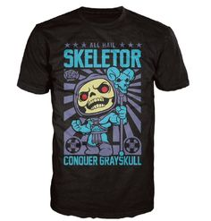 MOTU Skeletor Pop! Tees! T-Shirt