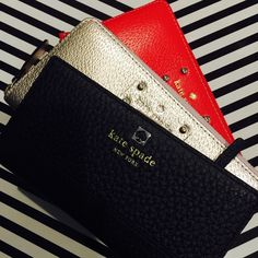 ♠️Kate Spade Haul ♠️ New Kate Spade posts I went on a Kate Spade shopping spree and brought back too many goodies! These fab finds are now available in my closet!  kate spade Bags Wallets