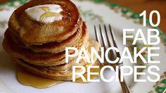 10 fab weekend pancake recipes