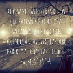 Salmos 147:3-4