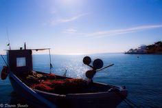 Salento, Porto Cesareo - boats