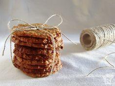 Galletas de avena y frutos secos