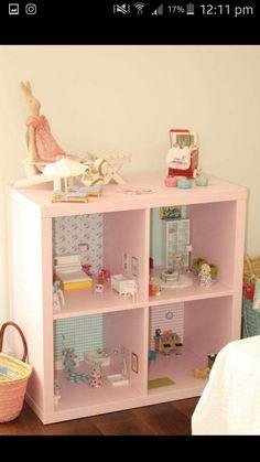 barbie haus aus mdf barbie haus auf r der zum. Black Bedroom Furniture Sets. Home Design Ideas