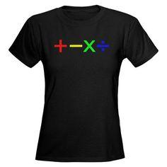 Onizukas math shirt Women's Classic T-Shirt GTO Math Shirt (Women's Dark T-Shirt) by rocketMonster - CafePress Math Shirts, School Shirts, Teacher Shirts, Math Teacher, Tee Shirts, Teacher Stuff, Fun Math, Math Math, Sassy Pants