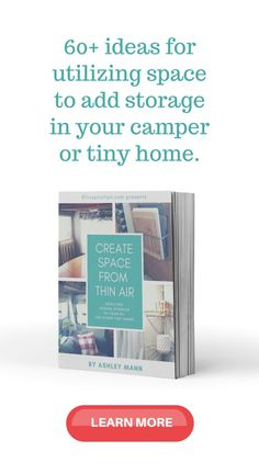 These are the best RV organization ideas I've found for efficiently utilizing space in the tiny kitchen of a camper, travel trailer, or motorhome. Travel Trailer Remodel, Travel Trailers, Camper Trailers, Rv Camping, Camping Ideas, Winter Camping, Camping Outdoors, Camping Essentials, Camping Hacks